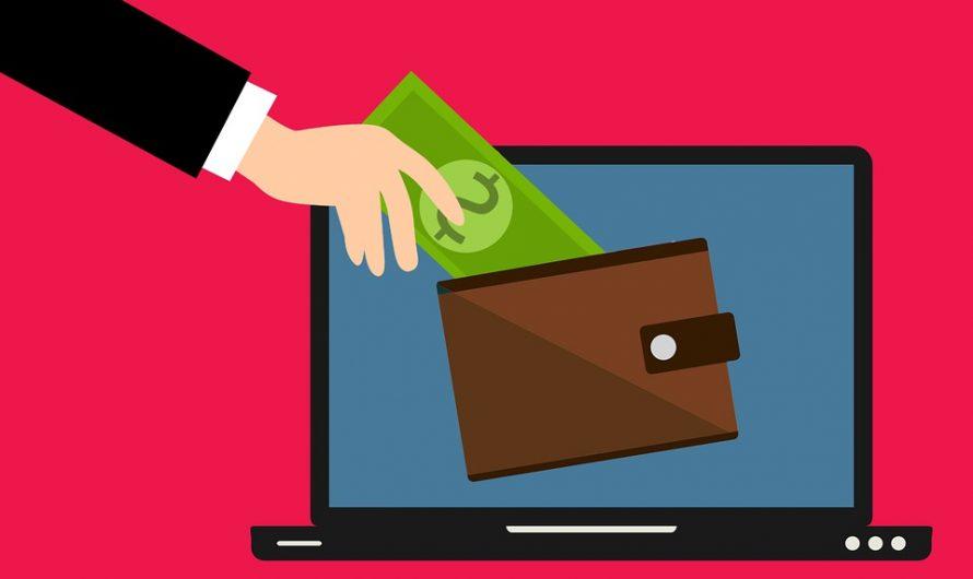 Kožené peněženky nebo portmonky jako způsob k ušetření místa v kabelce